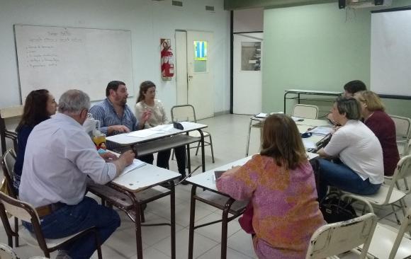 Nueva reunión de la Mesa Distrital de Educación del COPRET