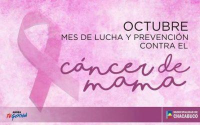 """19 de octubre: """"Día Internacional de la lucha contra el cáncer de mama"""""""