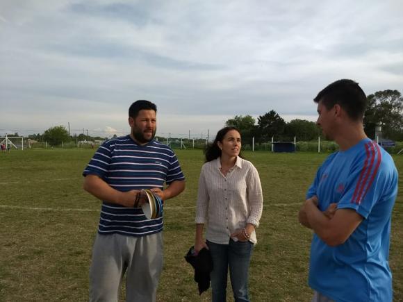 """""""Nuestros Clubes"""", un programa deportivo integral"""