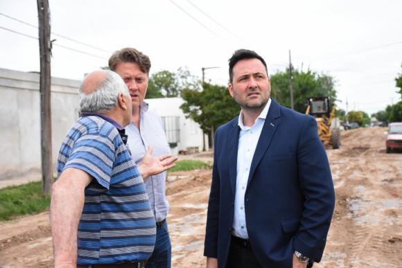 Servicios Públicos continúa con su plan integral de mantenimiento de las calles