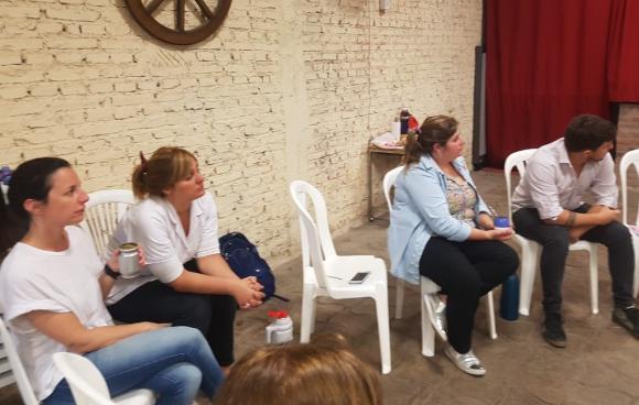Desarrollo Social: trabajar por los derechos de los adolescentes