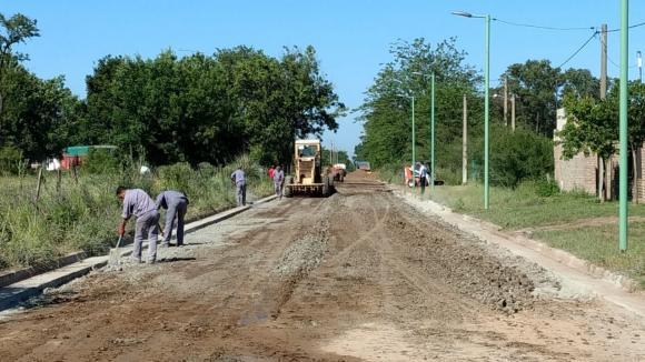 Avanza el Plan de Accesibilidad a los Barrios
