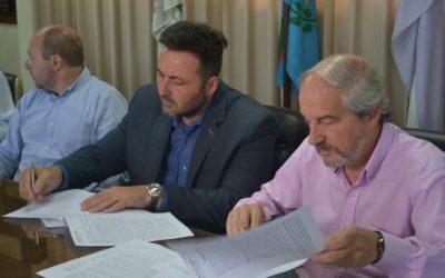 Municipio y Cooperativa Eléctrica: más obras para Chacabuco