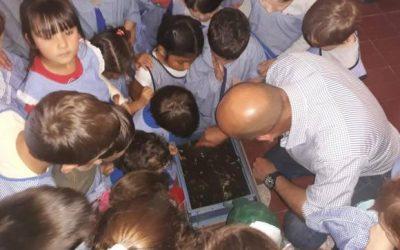 Charlas a Entes Educativos en la Localidad de O' Higgins