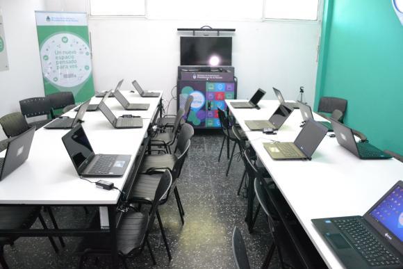 """""""Punto Digital"""": una política de inclusión tecnológica"""