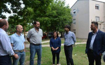 """""""Parque Chacabuco"""": se transforma la realidad del barrio"""