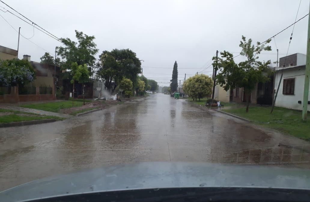 Defensa Civil: después de la lluvia