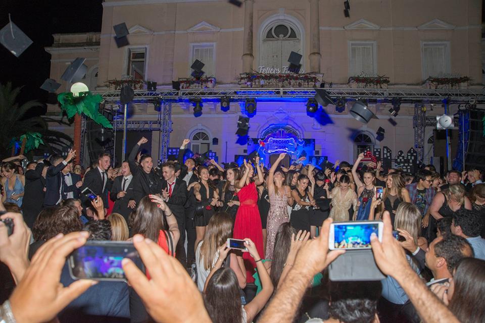 """""""Baile del Egresado"""": promoción 2018"""