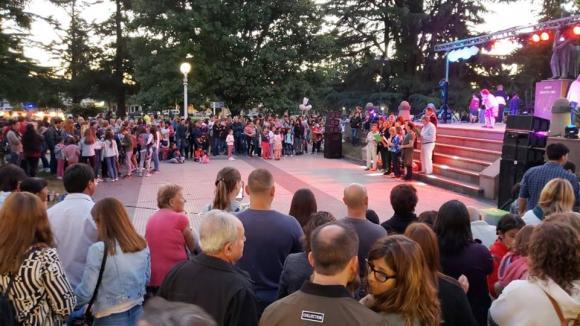 Chacabuco vivió un fin de semana con multitudinarias propuestas municipales
