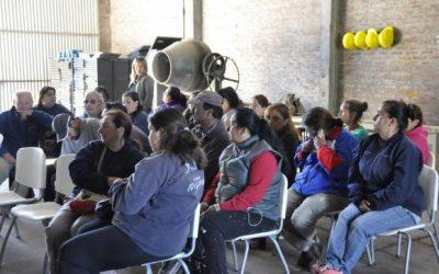 """""""Hacemos Futuro"""": talleres y capacitaciones"""