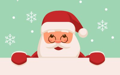 Sumate a la foto con Papá Noel