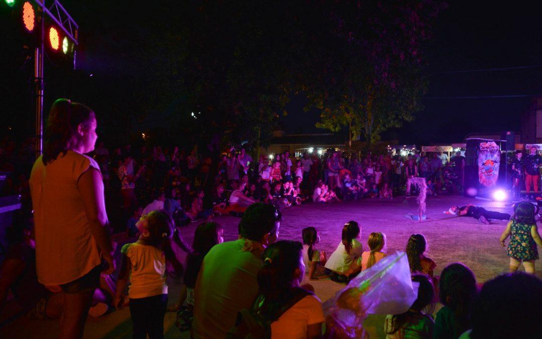 El programa «Las Tardecitas en mi Plaza» despidió el año