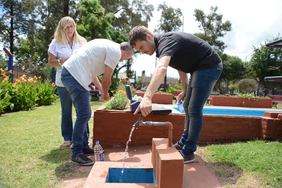 Bromatología controla el agua de las piletas de las colonias y clubes