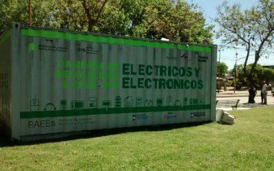 No claves el visto: recolección de residuos eléctricos y electrónicos