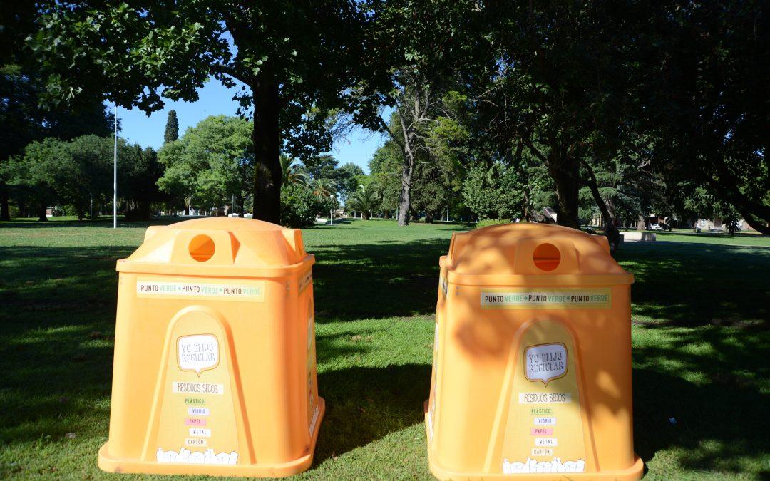 """Medio Ambiente: se suman """"puntos verdes"""" para reciclar"""