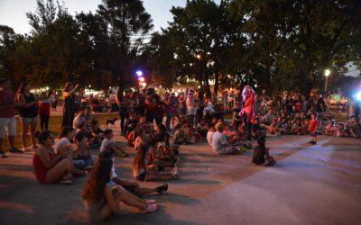 Cultura: tardecitas en nuestras plazas