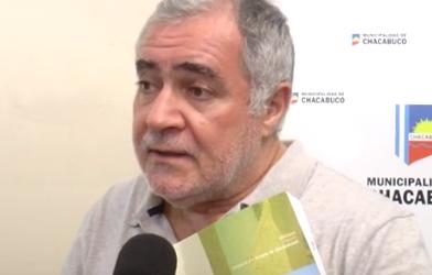 """Echevarría: """"la Cuenca D no tiene nada que ver con el acceso Juan XXIII"""""""