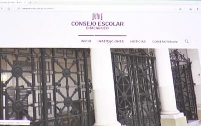 El Consejo Escolar cuenta con página web oficial