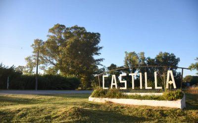 Siempre cerca: el Intendente visitó Castilla