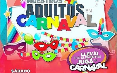 Propuesta de carnaval para nuestros adultos mayores