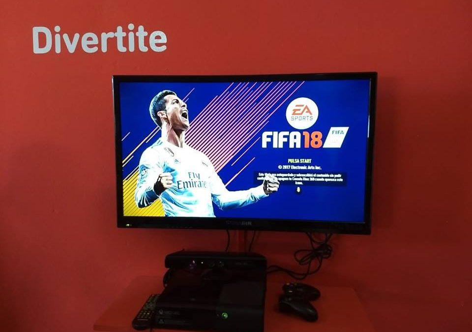 Torneo de FIFA en Punto Digital