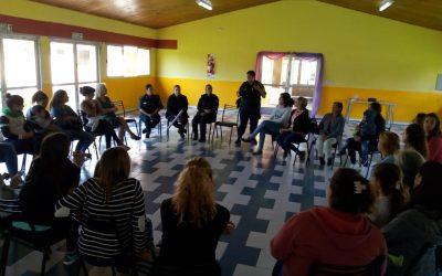 8M: múltiples actividades en los Centros Integradores Comunitarios