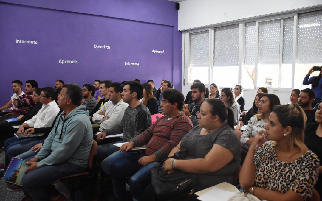Escuela de Inspectores de Tránsito: comenzó el curso de capacitación