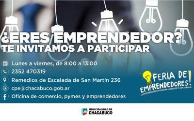 """Se viene la """"Feria de Emprendedores"""" locales"""