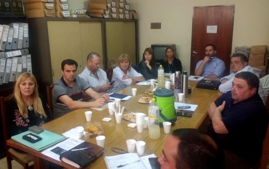 Salud y Municipios: reuniones de seguimiento