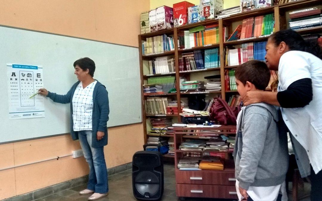 «Ver para Aprender y Crecer» en Castilla