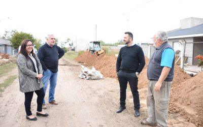 Obras Públicas: esfuerzos compartidos entre el Municipio y los vecinos