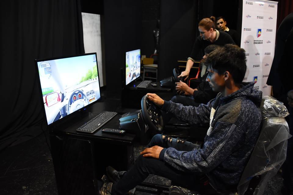 Seguridad: presentación de simuladores de manejo