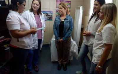 Salud y Desarrollo Social: Programa «Salud Integral de la Mujer Embarazada»