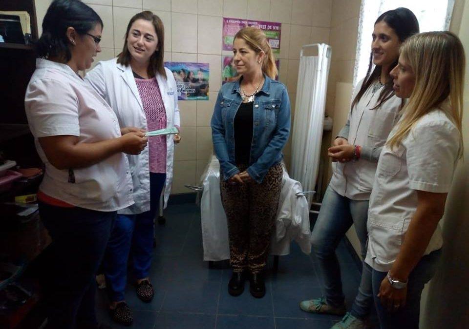 """Salud y Desarrollo Social: Programa """"Salud Integral de la Mujer Embarazada"""""""