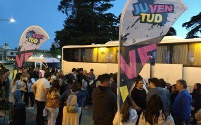 Juventud: transporte para estudiantes