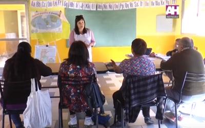 """El CIC """"Los Pioneros"""" cuenta con Escuela Primaria para Adultos"""