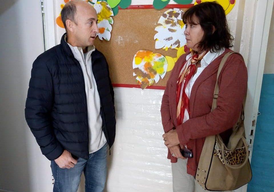 Educación: obras para los Centros de Atención Integral