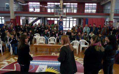 Jornada regional de Envión en Chacabuco