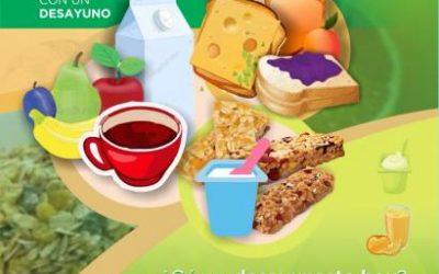 Salud: la importancia de un buen desayuno