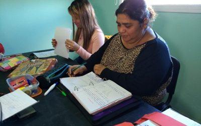 Escuela Primaria para Adultos: nunca es tarde para aprender