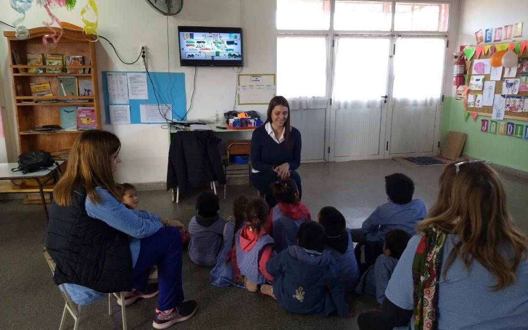 Educación Vial para los más pequeños