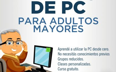 Punto Digital: comienzan los talleres de tecnología para adultos mayores