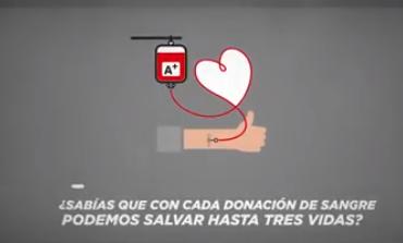 Jornadas de donación de sangre en nuestro Hospital Municipal