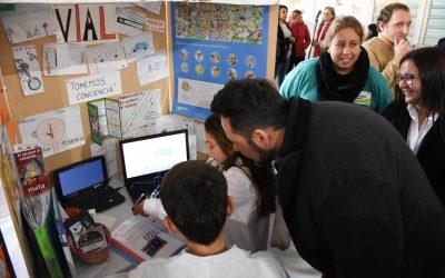 Comenzó la Feria de Ciencias, Arte y Tecnología 2019