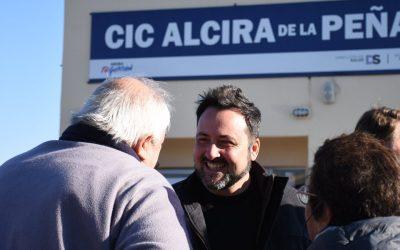 Dignidad y progreso: inicia la obra de red cloacal para Alcira de la Peña