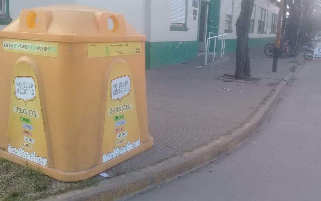 Yo elijo reciclar: Iniciativa de vecinos