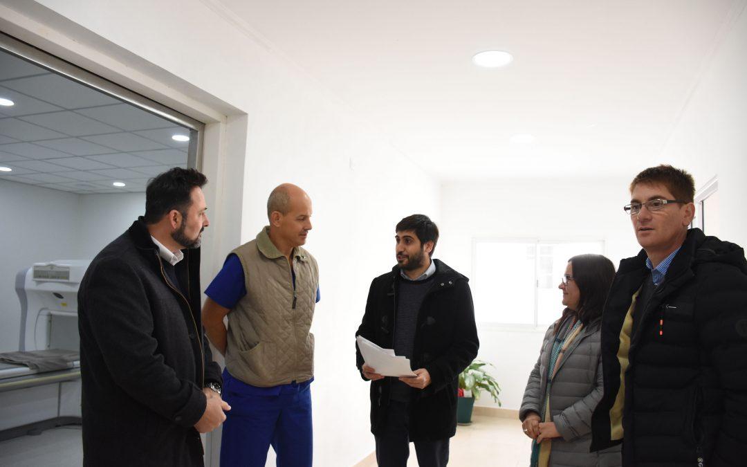 Afiliados del PAMI podrán realizarse las resonancias en nuestro Hospital Municipal