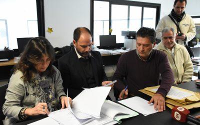 132 viviendas para Chacabuco: acto de apertura de ofertas