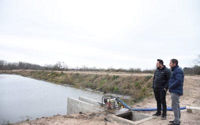 O´Higgins y el desarrollo de energías sustentables: comenzó la obra del Parque Fotovoltaico