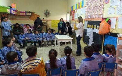 """""""Sonrisas Felices"""": el programa municipal de salud bucal"""